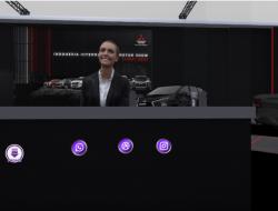 Eksplorasi Booth Mitsubishi Motors di IIMS Secara Virtual