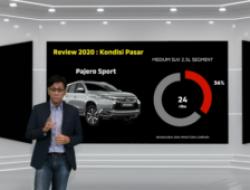 MMKSI Optimis Penjualan Mitsubishi Tahun 2021 Bakal Moncer