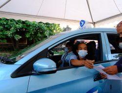 Menuju 100 Persen Vaksinasi Bluebird Group Bali dan Lombok Siap Dukung Pemulihan Sektor Pariwisata