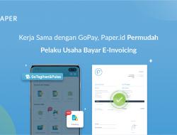 GoPay Gandeng Paper.id Hadirkan Kemudahan E-Invoicing
