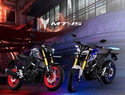 Warna Baru Yamaha MT-15 Membuatnya Tampil Makin Sangar dan Agresif