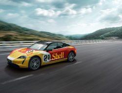 Porsche Asia Pasifik Rangkul Shell Implementasikan Jaringan Pengisian Daya Kendaraan Listrik di ASEAN