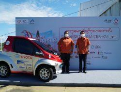 Kesamaan Misi, Asuransi MSIG Indonesia Dukung Kehadiran Toyota EV Smart Mobility Project