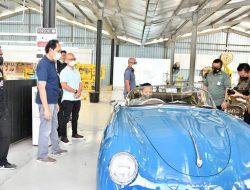 Dukung Industri Restorasi Mobil, Ketua IMI Pesan Mercedes-Benz 300 SL Gullwing 1957