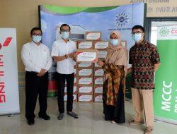 Wuling Donasikan 25.000 Masker Kepada Muhammadiyah Covid-19 Command Center