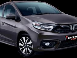 Brio Masih Dominasi Penjualan Honda