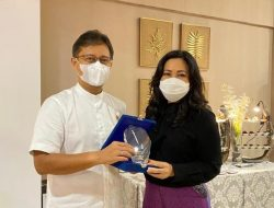 Dukung Program Vaksinasi Bluebird Dapat Penghargaan Dari Kementerian Kesehatan RI