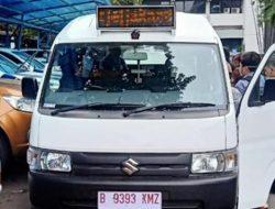 Menggunakan Suzuki Sekarang Armada Baru Angkutan Kota Jaklingko Jadi Adem