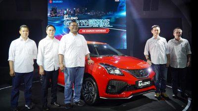 """Suzuki Luncurkan New Baleno """"The Complete Hatchback"""""""