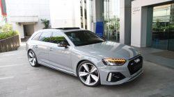New Audi RS 4 Avant Meluncur, Ini Harganya