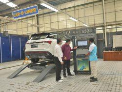 Tingkatkan Pelayanan Wuling Gandeng Tekno Body Repair