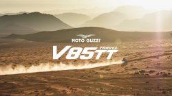 Duo Moto Guzzi Tawarkan Level Baru Para Pencari Kebebasan