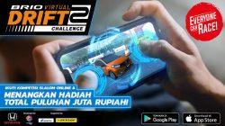 Brio Virtual Drift Challenge2  Kembali Hadir dengan Honda Brio RS Urbanite
